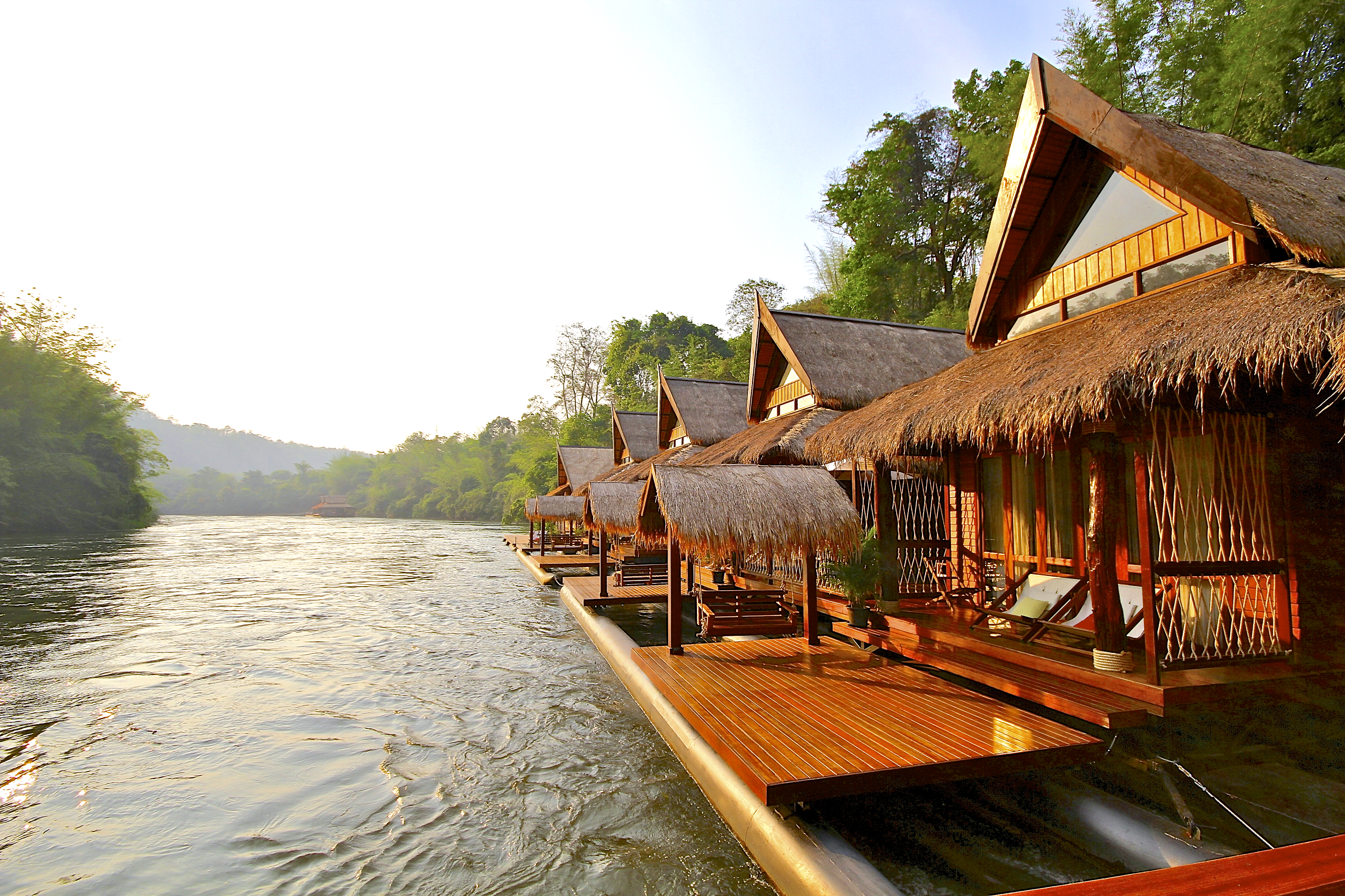 The Float House River Kwai Lightfoot Travel